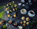 ◆3月末迄平日【KOI 抹茶アフタヌーンティー】+乾杯ロゼスパークリングワイン&限定茶葉