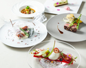 【オンライン予約限定】平日14:00以降がお得!グラススパークリングワイン付き Menu de Chef~ムニュ・ド・シェフ~【ランチコース・全5品】