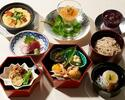 "[35th anniversary thank-you price ¥7,000 → ¥5,800] ""The beautiful four seasons in Japan"" Chef's choice luncheon"