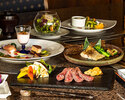 [JA石川×ANA金沢]地元食材応援ディナーコース(のどぐろ+能登牛サーロイン)