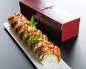 【日本料理 簾】 鰻(うなぎ)の棒寿司