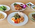 【Lunch】カジュアルランチコース+1ドリンク付き