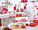 4/1~【Thu, Fri, Sat, Sun & holidays】Strawberry Afternoon tea set