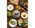 [Weekdays only] Dinner 5 dishes program with complimentary one drink