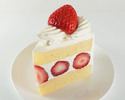 苺のショートケーキ(カット)