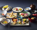 "4/1~ Lunch&Dinner course ""Ajisai"""
