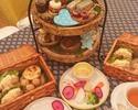 【3/1~3/31限定★ホワイトデーアフタヌーン】選べるカフェフリー!8種のデザートツリー&ピクニックbox
