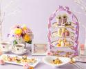 【ディナー】プリンセスアフタヌーンティー~恋するラプンツェル~パスタディナー(メイン:魚料理)