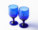 [Option] Birthday Package C Cake + Flower (Tabletop) + Ritz-Carlton Blue Goblet Pair Set + Toast Apéritif + Commemorative Photo