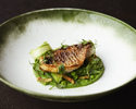 """Stagione 8 dishes course menu with a main of """"Matsuzaka beef"""""""