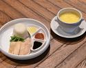 【TAKE OUT】シンガポール・ホーカーセット(海南チキンライス&スープ )