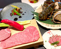 [限時]受歡迎的鵝肝,鮮活鮑魚和最好的森屋精選牛肉套餐