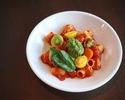 【Delivery】Macaroni, Fesh Colorurful Tomato Sauce, Genovese