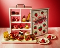 "【14:00】Afternoon Tea Boost Strawberry ""California Girls"" 7,458 Yen~"