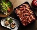 [Regular price (lunch)] Wagyu And Rice Box 180g 6,091 yen