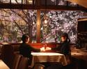 【桜が見える席確約】SAKRAビステッカコース