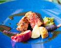 【フルコースディナー★5600円】リゾート空間で楽しむ!フォアグラ・牛フィレ肉など贅沢ハワイアンコース全6皿
