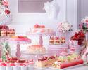 4/1~ <Weekday> Strawberry Dessert Buffet