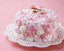 【母の日ケーキ】12cmラウンド型
