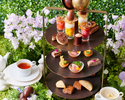 ◆5月末迄土日祝【HAPPYイースターアフタヌーンティー@NYラウンジ】乾杯酒&記念日ケーキでお祝いを