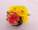 [Option] Saisonale Tischblumen ¥ 2.200 (inklusive Steuern)