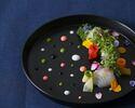 【MANGIARE SPECIAL】乾杯酒付!神奈川県産やまゆり牛フィレがメインの贅沢ディナーフルコース全7皿