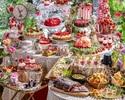 【4/1~】Strawberry Sweets Buffet (Sat, Sun & Holidays12:30~ / 15:00~) Adults