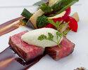 【オプション】メイン国産ブランド牛サーロインへグレードUP +¥2000