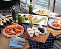 当日予約OK!春の集まりにもオススメのGARBのParty Plan 前菜からデザートまで全8品★120分飲み放題付き!