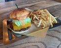 SMOKEHOUSE Cheeseburger on Potato Buns
