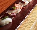 Sushi Omakase Lunch 5800+ Sparkling Wine