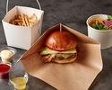 【Take out】The Ritz-Carlton Burger