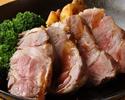 スペイン産イベリコ豚ポワレのランチセット(平日ランチ)