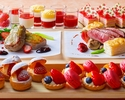 [Regular price (dinner)] Strawberry course with a sweets buffet 6,215 yen