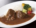 【シェフおすすめ】牛ホホ肉のとろとろカレー