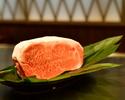 MIKUMANO LUNCH  SET 〈上州牛フィレandサーロイン〉盛り合わせ