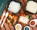 【Take Out 】  Lunch Box Stewed Beef Shin Curry