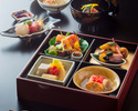 """Online limited special price"" SHOKADO Bento Lunch 6,215 yen"
