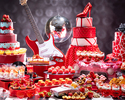 【GW 5/6-7】Strawberry Sweets Buffet Conrad Bear(Adlut)