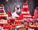 【GW 5/1-5,8,9】Strawberry Sweets Buffet Conrad Bear(Adlut)