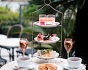 【Cafe / Lunch】Afternoon Tea Set with Rose Sparkling Wine