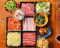【事前決済】 【120分】《食べ放題&飲み放題》 BBQコース(飲み放題付)