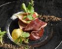 肉、魚、野菜バランスよく楽しめる「ランチコース」~ランチ限定コース~