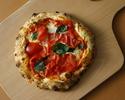 ワンダートマト&モッツァレラのもっちもちピザ・カンパーニャ