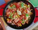 Cajun Seafood Jambalaya