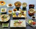 川床懐石料理 8,900円(5~6月限定)