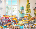 Blissful Summer Sweets Buffet with 2020 Limited Edition Conrad Bear