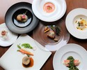 【Dinner】6-Course Dinner with free-flowing drinks for JPY 7,600!!