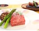 【NEW WING 25周年記念 謝恩企画】 小形牧場牛サーロイン石焼き(60g)