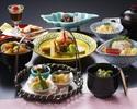 【個室確約×1ドリンク付き!】旬の食材を使用した焼物、酢物、加賀の味覚「治部椀」も味わえる贅沢ディナー【季節会席】